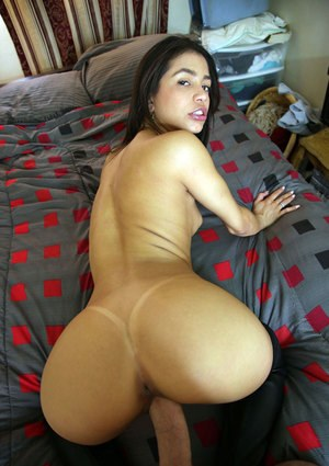Pov Latina Doggystyle Panty